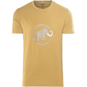 Mammut Logo Shortsleeve Shirt Men brown